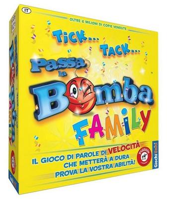 PASSA LA BOMBA : FAMILY Gioco da tavolo in Italiano