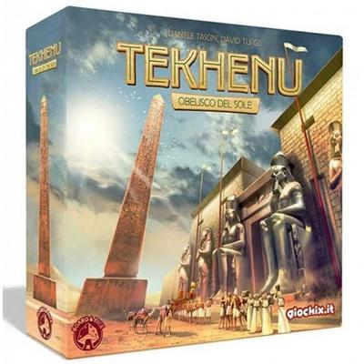 Tekhenu : Obelisco del Sole