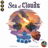SEA OF CLOUDS Gioco da Tavolo Italiano