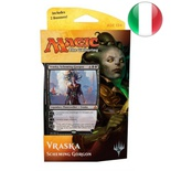 Mazzo Magic Planeswalker VRASKA GORGONE COSPIRATRICE Italiano Deck Rivals of Ixalan Intro Pack
