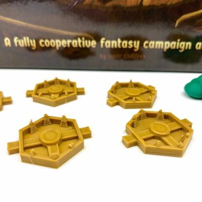 Gloomhaven - Jaws of the Lion: BUNDLE Base + 14x Set Trappole