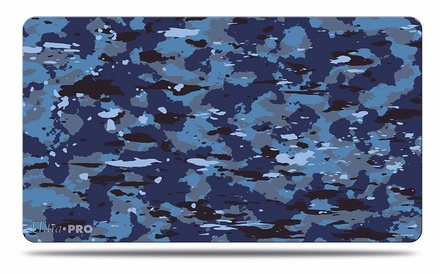 Playmat Ultra Pro Magic CAMO BLUE NAVY Tappetino 60x40 cm Mimetico Carte