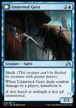 Uninvited Geist
