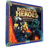 DUNGEON HEROES MANAGER Gioco da Tavolo