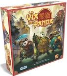 LA VIA DEL PANDA Gioco da Tavolo