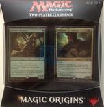 Two-Player Clash Pack Magic ORIGINS Inglese Origini Deck Mazzo English Armed & Dangerous