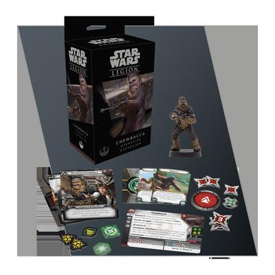 STAR WARS LEGION : CHEWBACCA Gioco di Miniature