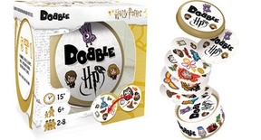 DOBBLE HARRY POTTER Gioco da Tavolo