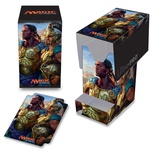 Deck Box Ultra PRO 100+ Magic COMMANDER 2016 TRAY KYNAIOS AND TIRO OF MELETIS Porta Mazzo