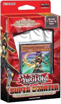Super Starter Deck Yu-Gi-Oh! SPACE TIME SHODOWN Mazzo Yugioh in Inglese
