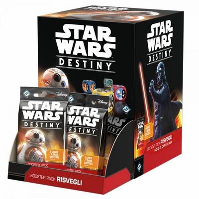 STAR WARS DESTINY : BOOSTER BOX RISVEGLI