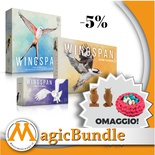 Wingspan: Bundle Base + Espansioni + Accessori