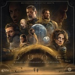 Dune - A Game of Conquest and Diplomacy
