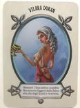 DUNGEON TIME : VELARA DORAN  Kickstarter Promo Card Gioco da Tavolo