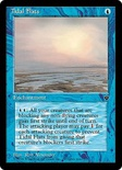 Tidal Flats (Rob Alexander) (Sunset)