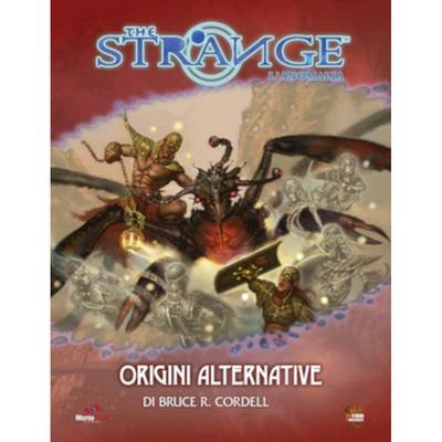 The Strange - L'Anomalia: Origini Alternative Gioco di Ruolo