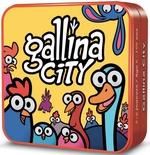 GALLINA CITY Gioco da Tavolo
