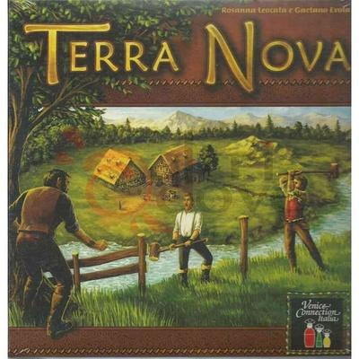 TERRA NOVA Gioco da Tavolo