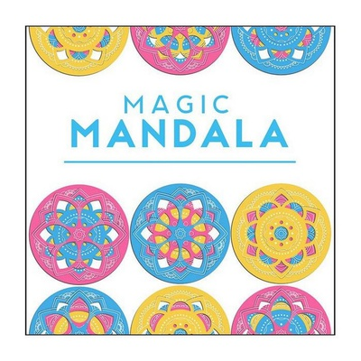 MAGIC MANDALA Gioco da Tavolo