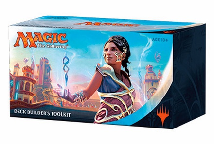 Deck Builder's Toolkit Magic KALADESH Italiano KLD 285 Carte Box