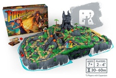 FIREBALL ISLAND THE CURSE OF VUL-KAR (Kickstarter Edition) Gioco da Tavolo