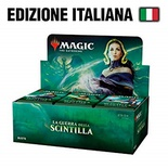 Box Magic WAR OF THE SPARK -  LA GUERRA DELLA SCINTILLA 36 Buste Booster Italiano