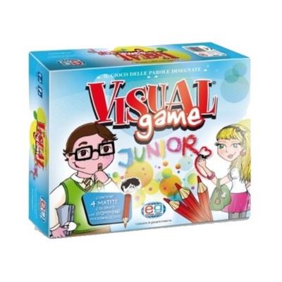VISUAL GAME : JUNIOR Gioco da Tavolo