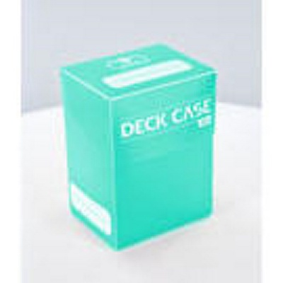 Deck Case Box 80+ Ultimate Guard Magic TURQUOISE TURCHESE Porta Mazzo