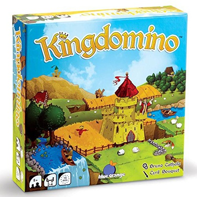 KINGDOMINO Gioco da Tavolo