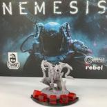 NEMESIS : Basetta per Mostri e Cubi Monster Base Adult Crouch