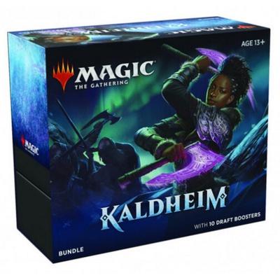 Bundle Magic KALDHEIM 10 Boosters Fat Pack Inglese