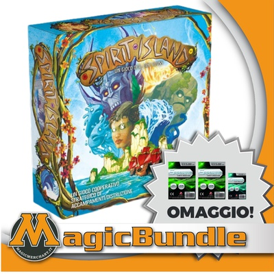 SPIRIT ISLAND : Bundle + Protection Pack