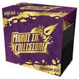 KEYFORGE - MONDI IN COLLISIONE : PREMIUM BOX Gioco da Tavolo