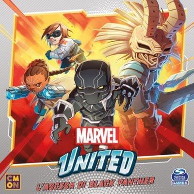 Marvel United: L'Ascesa di Black Panther