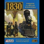 1830 : FERROVIE E CAPITANI D' INDUSTRIA Gioco da Tavolo in Italiano