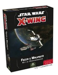 STAR WARS X-WING 2ed : KIT CONVERSIONE FECCIA E MALVAGITA' Gioco di Miniature