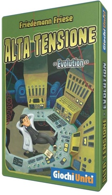 ALTA TENSIONE : EVOLUTION Espansione Gioco da Tavolo