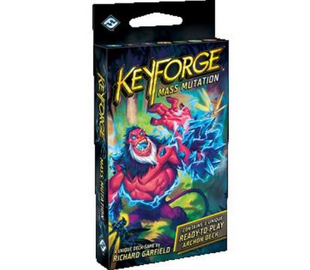 KeyForge - Mutazione di Massa: Mazzo Arconte