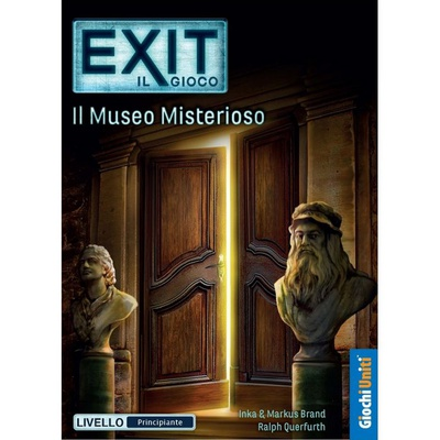 EXIT : IL MUSEO MISTERIOSO Gioco da Tavolo