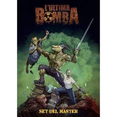 L'Ultima Bomba: Set del Master