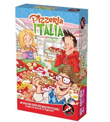PIZZERIA ITALIA Gioco da Tavolo Italiano