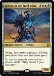 Sphinx of the Steel Wind