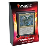 Mazzo Magic Commander 2020 SCIAME SIMBIOTICO Deck C20 Italiano