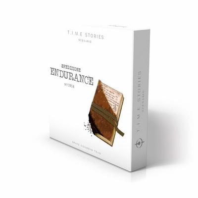 T.I.M.E. STORIES : SPEDIZIONE ENDURANCE Espansione Gioco da Tavolo