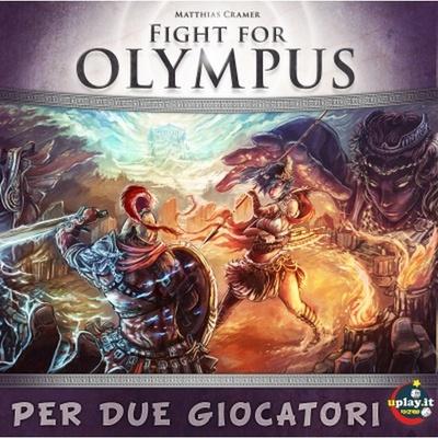 FIGHT FOR OLYMPUS Gioco da Tavolo