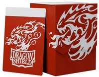 Deck Shell DRAGON SHIELD Red/Black Porta Mazzo