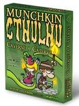MUNCHKIN CTHULHU  : CAVERNE A CATERVE Espansione Gioco da Tavolo in italiano