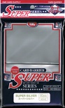 80 Card Barrier Kmc Magic SUPER SERIES SILVER Argento Bustine Protettive Buste 66x91