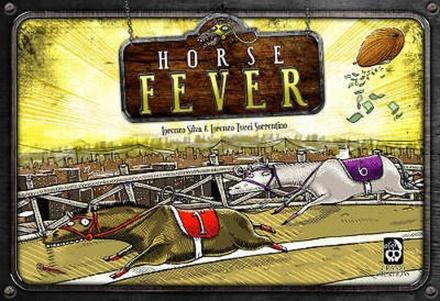 HORSE FEVER : SECONDA EDIZIONE Gioco da Tavolo