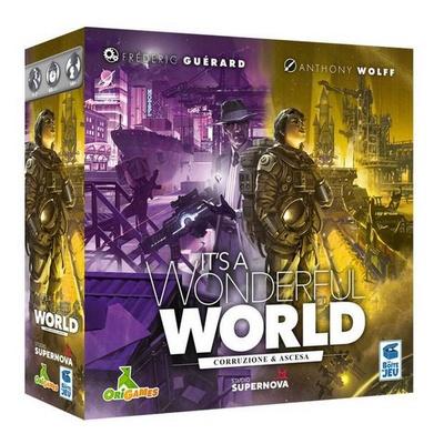 It's a Wonderful World - Bundle Base + 2 Espansioni + Promo